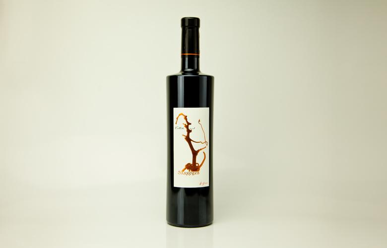 Diseño gráfico, producción y creatividad de etiqueta de vino DO Montsant